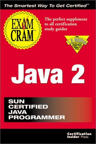 9781576102916: Java 2 Exam Cram Exam 310-025
