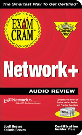 9781576105344: Network+ Exam Cram Audio Review