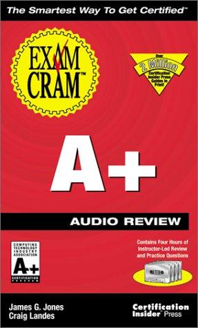 9781576105412: A+ Exam Cram Audio Review