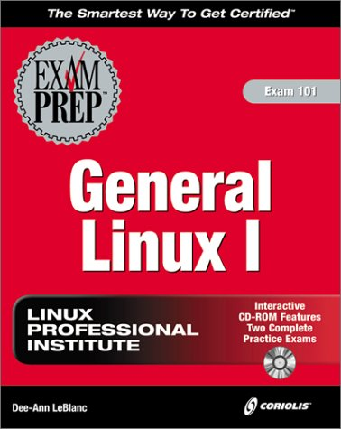 9781576105672: General Linux I Exam Prep (Exam: 101)