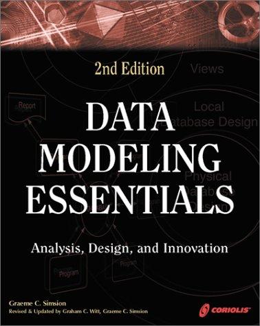 9781576108727: Data Modeling Essentials