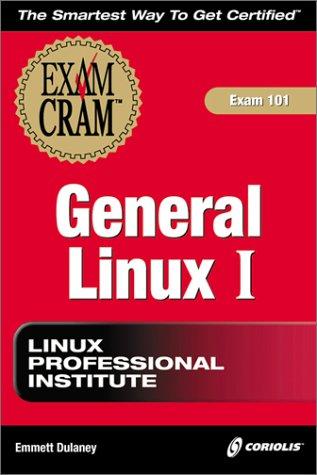 9781576109236: LPI General Linux I Exam Cram (Exam: 101)