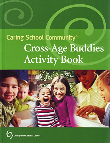 9781576215227: Caring School Community Cross-Age Buddies Activity Book (Caring School Community)