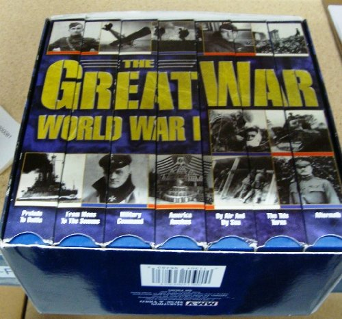 9781576226452: Great War: World War I [VHS]