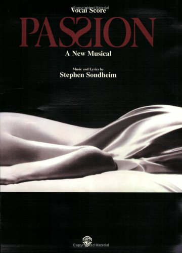 9781576232941: Passion (Vocal Score)