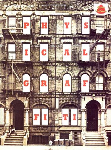 Led Zeppelin -- Physical Graffiti: Authentic Guitar TAB: Led Zeppelin