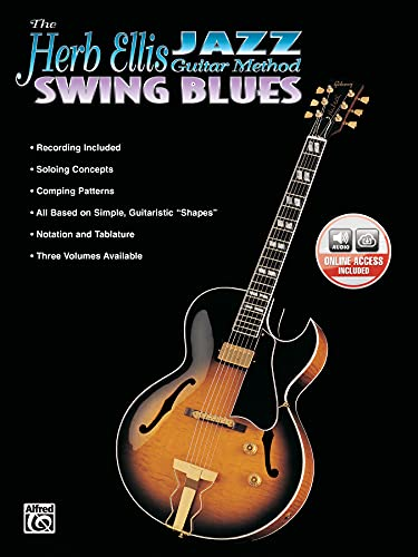 9781576233436: Jazz Guitar Method: Swing Blues