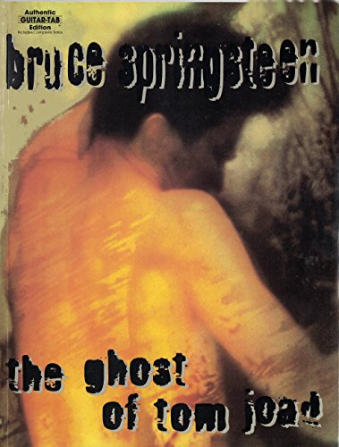 9781576233993: Bruce Springsteen: Ghost of Tom Joad - Authentic Guitar Tab Edition