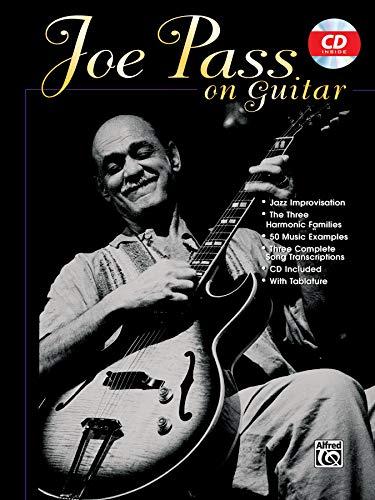 9781576234372: Joe Pass -- On Guitar: Book & CD (Cpp Media Video Transcription)