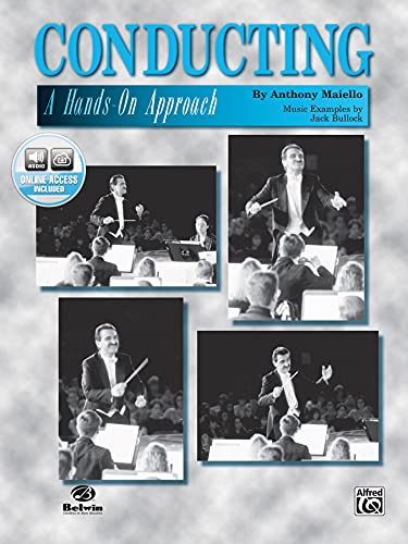 9781576234532: Conducting -- A Hands-On Approach: Book & CD