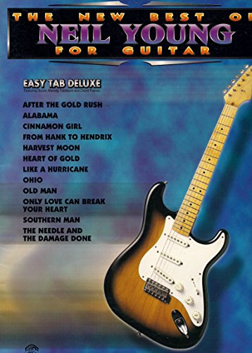 9781576234662: New Best of Neil Young for Guitar: Easy Tab Deluxe