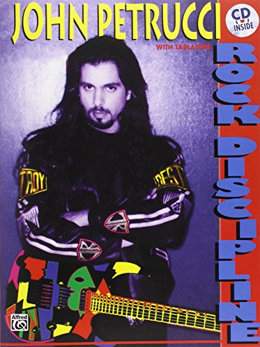 9781576234747: John Petrucci: Rock Discipline Guitare+CD