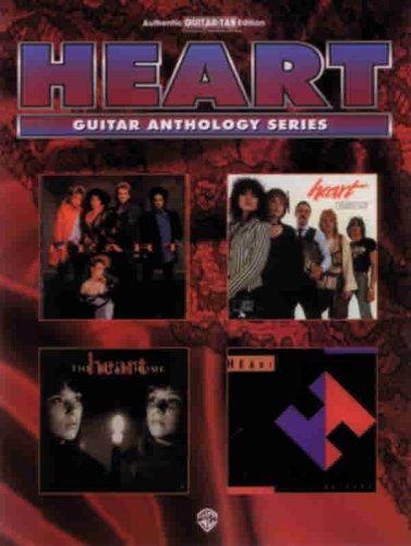 9781576234853: Heart -- Guitar Anthology