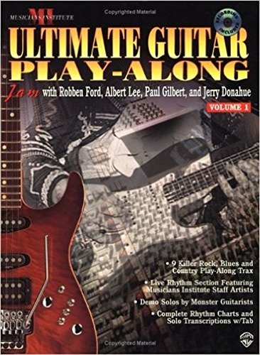 9781576234877: Ultimate Guitar Play-Along, Vol 1 (Book & CD) (Ultimate Play-Along)