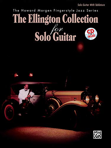 9781576234938: Ellington Collection for Solo Guitar: Solo Guitar with Tablature (Howard Morgan Fingerstyle Jazz)