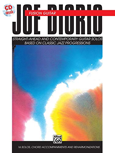 Joe Diorio -- Fusion Guitar: Book &: Diorio, Joe