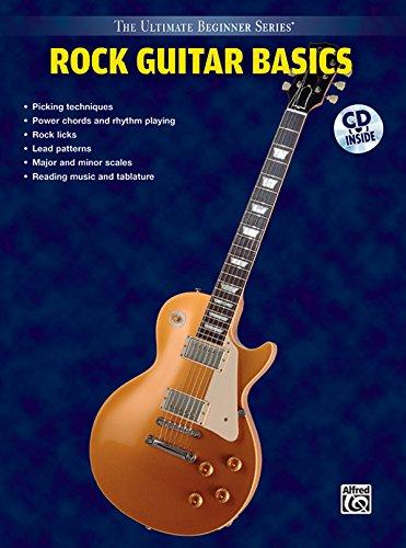 9781576235706: Ultimate Beginner Rock Guitar Basics (The Ultimate Beginner Series)