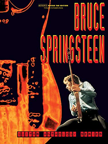9781576236017: Bruce Springsteen -- Guitar Anthology: Authentic Guitar Tab