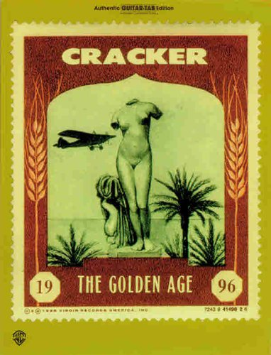 9781576236062: Cracker -- The Golden Age: Authentic Guitar TAB