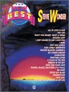 9781576236147: The New Best of Stevie Wonder: Piano/Vocal/Chords