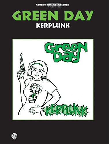 Green Day -- Kerplunk: Authentic Guitar TAB: Green Day
