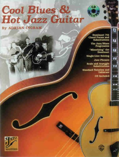 9781576239612: Cool Blues and Hot Jazz Guitar