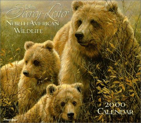 9781576244890: North American Wildlife 2000 Calendar