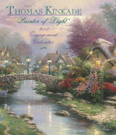 9781576249130: Thomas Kinkade: Painter of Light 2001 Calendar
