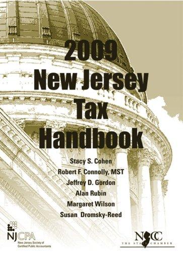 2009 New Jersey Tax Handbook: Margaret C. Wilson,