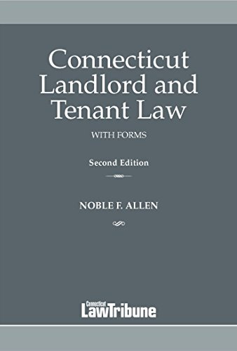 9781576257319: Connecticut Landlord and Tenant Law with Forms