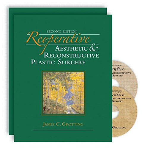 9781576261804: Reoperative Aesthetic and Reconstructive Plastic Surgery, Second Edition