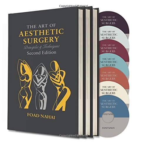 9781576263112: The Art of Aesthetic Surgery: Principles and Techniques, Three Volume Set, Second Edition