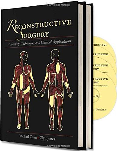 Reconstructive Surgery: Anatomy, Technique & Clinical Applications: Michael Zenn, Glyn