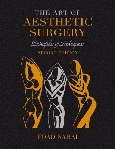 9781576263341: The Art of Aesthetic Surgery, Second Edition: Fundamentals and Minimally Invasive Surgery - Volume 1