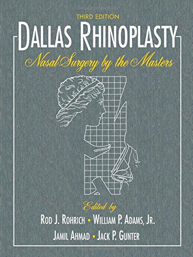 9781576263846: Dallas Rhinoplasty: Nasal Surgery by the Masters, Third Edition