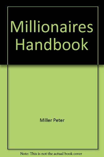 9781576360613: Millionaire's Handbook