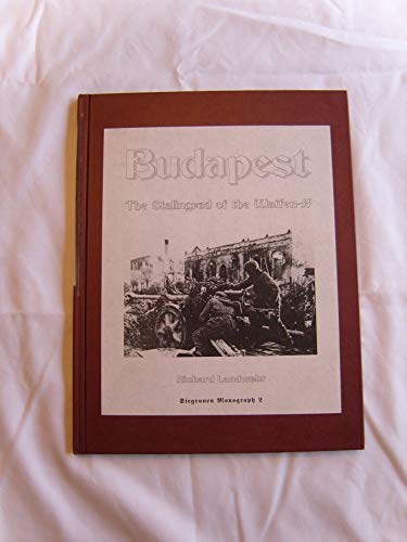 9781576381281: Budapest: The Stalingrad of the Waffen-SS