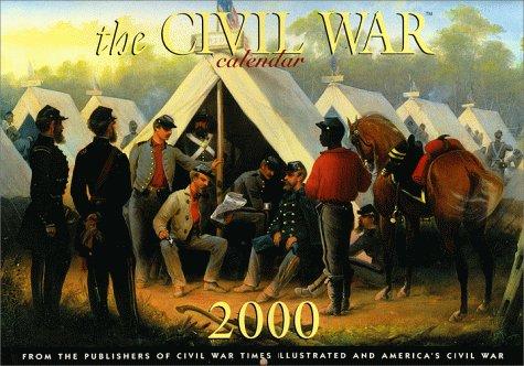 9781576410387: The Civil War Calendar: 2000