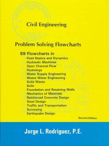 9781576450123: Civil Engineering Problem Solving Flowcharts