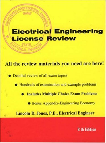 9781576450185: Electrical Engineering License Review (Engineering Press at OUP)