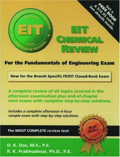 9781576450239: EIT Chemical Review (Engineering Press at OUP)