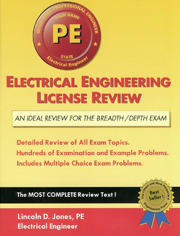 9781576450321: Electrical Engineering License Review (Engineering Press at OUP)