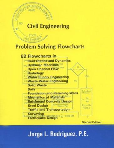 9781576450383: Civil Engineering Problem Solving Flowcharts, Second Edition