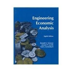 9781576450536: Engineering Economic Analysis