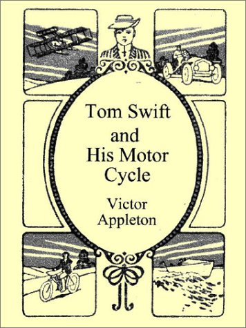 9781576462010: Tom Swift and His Motor-Cycle