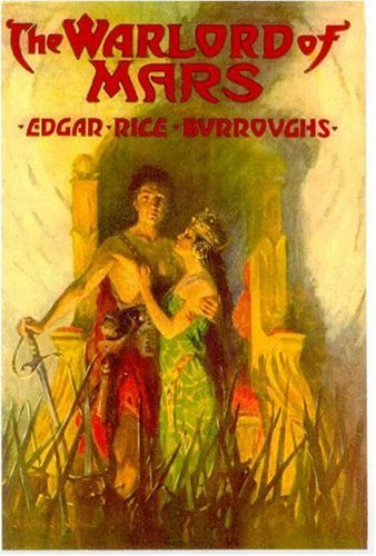 A Warlord of Mars: Burroughs, Edgar Rice