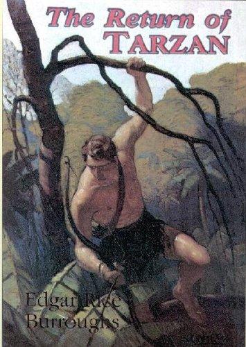The Return of Tarzan (9781576466407) by Edgar Rice Burroughs