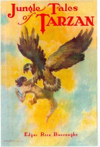 9781576466612: Jungle Tales of Tarzan (Found in the Attic Series, 20)