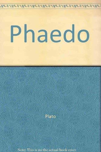 Phaedo: Plato; Translator-Benjamin Jowett