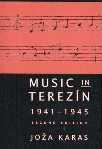 9781576470305: Music in Terezin, 1941-1945